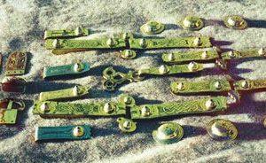 Bridle Pieces
