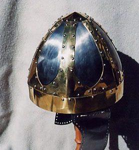 Ostrogothic helm