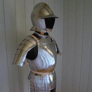 16th C Armour